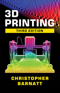 3D Printing book cover